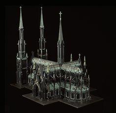 Cathedral. Courtesy Al Farrow