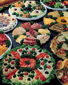 platters for catering - Google Search