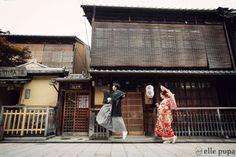 京都らしく*ほっこり前撮り の画像 *elle pupa blog*