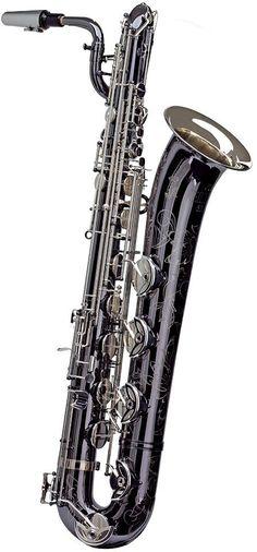 Keilwerth SX90R Shadow Baritone Saxophone - Low A.