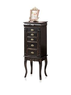 Moss 5 Drawer Jewelry Armoire at MYHABIT