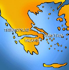 The Persian Wars - Ancient Greece for Kids