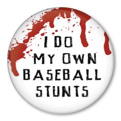 #baseball #button #badge