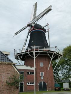Old Windmills, Wind Mills, Le Moulin, Lighthouses, Architecture, City, Building, Travel, Windmill