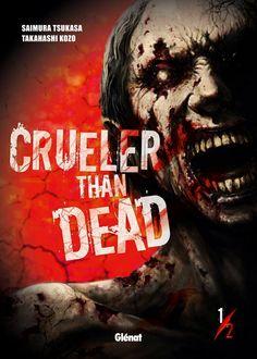Interview des mangaka de Crueler than Dead ! Un manga de zombies et d'horreur publié chez Glénat Manga ! Attention ça coupe le souffle ! #MangaReport