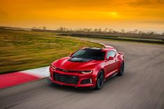 Power and precision lead to exceptional #Camaro performance.