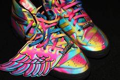 adidas Originals by Originals Jeremy Scott JS Wings Multi-Color Preview