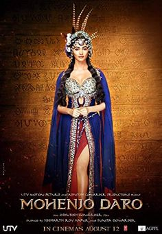 has shared the first look of her character from her Bollywood debut Unveils her regal look in Hrithik Roshan starrer Mohenjo Daro. Bollywood Actors, Bollywood News, Bollywood Couples, Bollywood Updates, Bollywood Gossip, Bollywood Style, Bollywood Celebrities, Bollywood Fashion, Mohenjo Daro Film