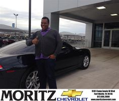 #HappyBirthday to Carl Roberts from John Wolfe at Moritz Chevrolet!