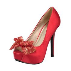 Qupid Holiday Footwear - $20.50 at Totsy through 11/18/11 - www.zulily.com/in...