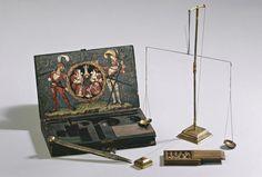 Goldwaage des Hans Harsdorfer, 1497   Germanisches Nationalmuseum, Nürnberg. Leihgabe der Freiherrlich von Harsdorf'schen Familienstiftung
