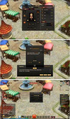 GAME NGM UI & RESOURCE DESIGN [JP] (전반적인 UI 및 심볼, 아이콘 등 다양한 리소스를 제작하여 제공)