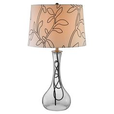 Milly Table Lamp from the Stein World Lighting event at Joss and Main!