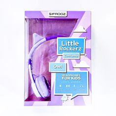 Τα παιδικά ακουστικά της iFrogz έχουν μοναδική σχεδίαση και προστατεύουν τα αυτιά των παιδιών με μέγιστη ένταση 85dB.   #geekersgr #eshop #products #retail #tech #accessories #gadgets #technology #premium #onlineshop #onlineshopping #onlinestore #smarthome #smarttechnology #smartkids #headphones #kids #wireless #girl #κορίτσια #ακουστικά #μουσικη #newgadgets #iFrogz #littlerockerz Tech, Costumes, Kids, Children, Dress Up Outfits, Costume, Technology, Swimwear, Young Children