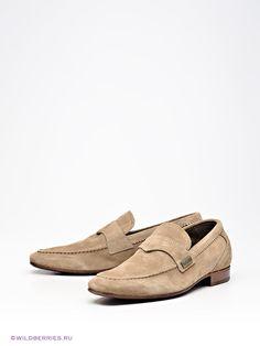Туфли Nero Giardini. Цвет коричневый. Категории: Замшевые