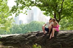 Lindo ensaio fotográfico no Central Park! #newyork #engagement l Photography Krisiele Oliveira