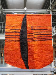 Lausanne, Sisal, Magdalena Abakanowicz, Materials And Structures, Cotton Cord, Unusual Words, Weaving Process, Horse Hair, Textile Artists