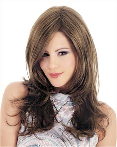 Affordable Hand-tied Wavy Long Lace Front Wigs-$162.99