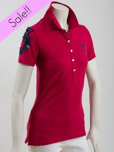 La Martina for summer. Shop now! http://www.giancarlino.it/shop/abbigliamento-donna/polo-la-martina/
