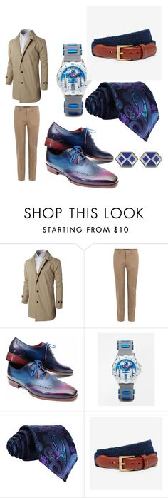 """""""Men's Chic"""" by demijay on Polyvore featuring Valentino, ASOS, Bonobos, Simon Carter, mens, men, men's wear, mens wear, male and mens clothing"""