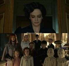 Miss Peregrine And The Peculiars