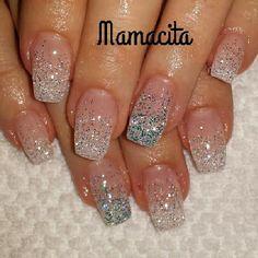 .@nailsbyeffi | #nailglitter #nails #nailart #nagelkonst #nailswag #naglar #nailclub #gelenag... | Webstagram