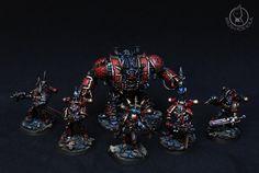 Warhammer 40k, Miniatures, Red, Model, Home Decor, Ideas, Decoration Home, Room Decor, Warhammer 40000