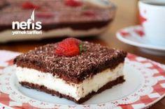 Çikolatalı Muhallebili Pasta (videolu) - Nefis Yemek Tarifleri