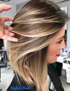 Sandy Brown Hair Color for 2018