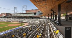 Image 14 of 20 from gallery of CHS FIELD  / Snow Kreilich Architects. Photograph by Paul Crosby