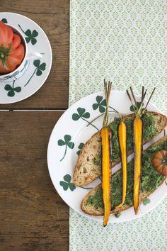 Syls K�che: 3 mal Pesto aus Wildkr�utern