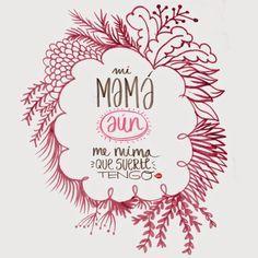 vireta: feliz dia de la madre