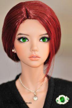 Beautiful Barbie Dolls, Pretty Dolls, Ooak Dolls, Blythe Dolls, Enchanted Doll, Disney Princess Dresses, Realistic Dolls, Anime Dolls, Doll Repaint