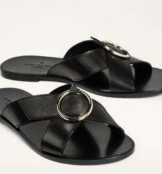 LIMITED EDITION FLAT SANDALS