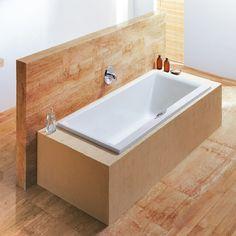 Onderdompelen, ontspannen, relaxen  Ancona, de stijlvolle rechthoekige ligbaden nodigen uit om een bad te nemen. Met heldere en opvallende buitenlijnen, een binnenvorm die aangepast is aan de lichaamsvorm en een buitengewoon ligcomfort, worden het beste vereiste gegeven voor een ontspannende sfeer in bad. Alle ligbaden kunnen met verschillende whirlpoolsystemen voorzien worden.    Het afvoer- en overloopassortiment is niet alleen erg trendy, maar het oogt ook mooi.