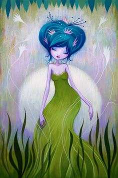 Jeremiah Ketner. Love his whimsical style!