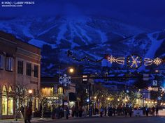 Steamboat, Steamboat Springs, Colorado