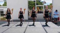 """Irish Treble - Danza Irlandesa. Coreografía: """"Brujas"""""""