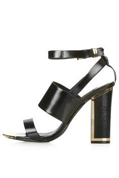 Photo 1 of RELISH Metal High Sandals