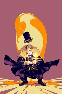 The Penguin by Riley Rossmo