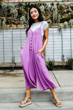 7bc528eda657 Tallahassee Jumpsuit in Orchid