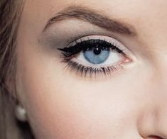 am  needing to use brow liner nowadays..not pleased about this, this here lil' repin looks nice