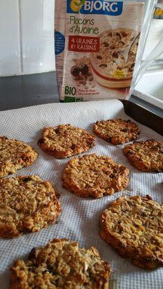 Muesli Cookies, Biscotti Cookies, Desserts With Biscuits, Cookies Et Biscuits, Poppy Seed Cookies, Biscuits And Gravy, Healthy Cookies, Quick Easy Meals, Food Porn