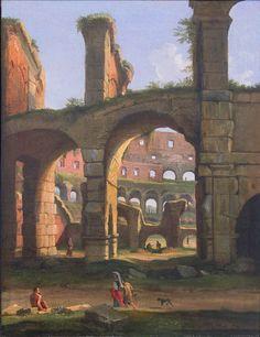 Gaspar van Wittel - Colosseum
