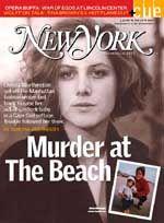 Christa Worthington (1956-2002) Truro, Massachusetts, USA -  Escritora de Moda. Worthington fue violada y acuchillada hasta morir en su casa de Truro, (en Cabo Cod). Fue encontrada muerta el 6 de enero de 2002, con su hija de dos años, Ava, aferrándose a su cuerpo. La niña no fue dañada.