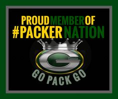 Packer Nation Rules!