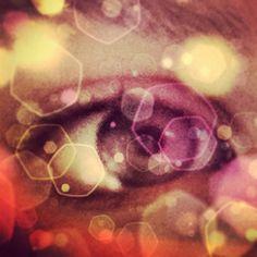 Repix#arty#eye#bubble