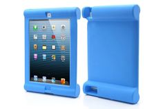 Kids Friendly Drop-proof Easy Hold Soft Silicone Protective Cases for iPad 4, 3, and 2 | Lagoo Tech