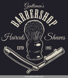 This Barbershop BUNDLE will be awesome for your barber shop interior design, t-shirt prints, signboards, business cards, posters and any more. Barber Poster, Barber Logo, Barber Tattoo, Barber Shop Interior, Barber Shop Decor, Beard Barber, Barber Razor, Gentleman Haircut, Mobile Barber