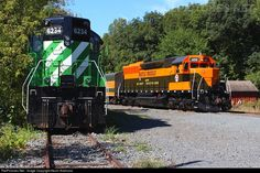 RailPictures.Net Photo: GN 400 Great Northern EMD SD45 at Osceola, Wisconsin by Kevin Andrusia